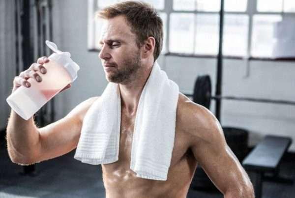 γυμναστήριο και τριχόπτωση