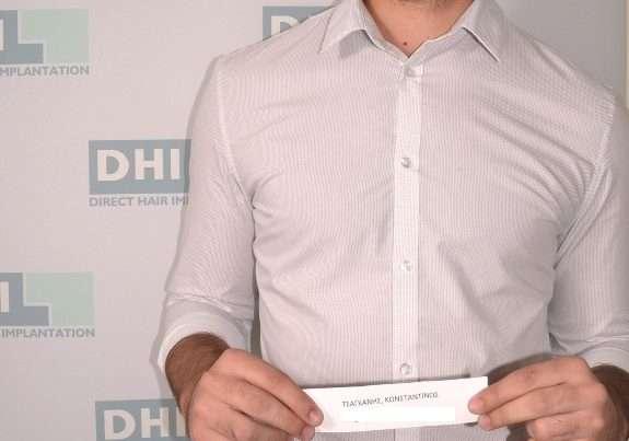 kostas dhi winner