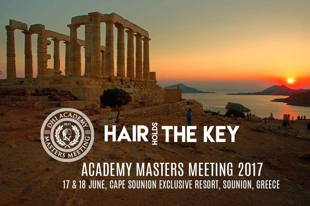 Academy Masters Meeting 2017- Hair Holds The Key