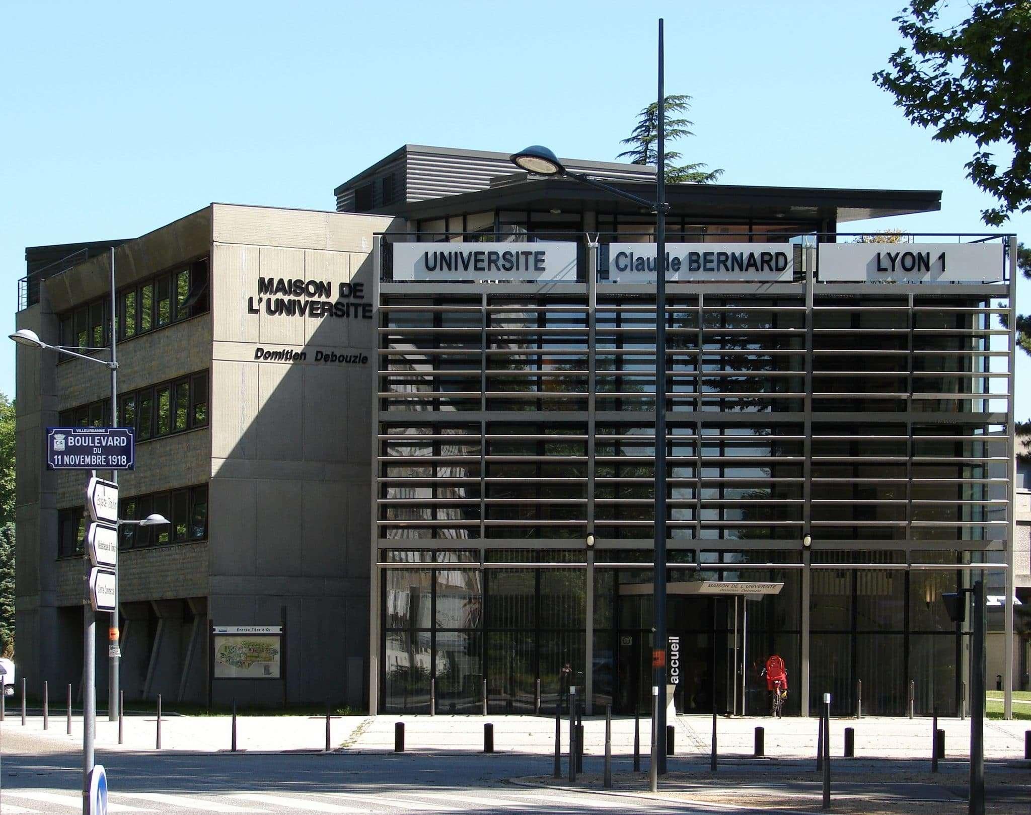 H DHI στο πανεπιστήμιο της Lyon
